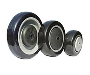 塑料芯re塑橡胶轮